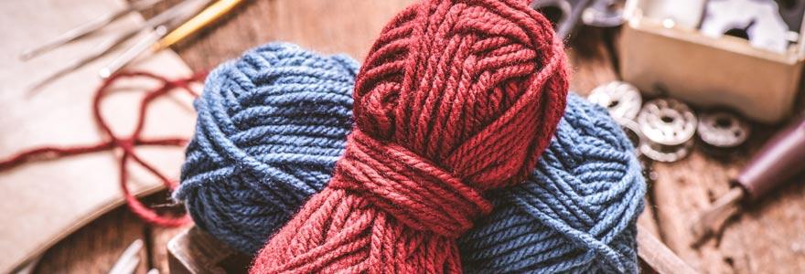 materiel de base pour tricoter